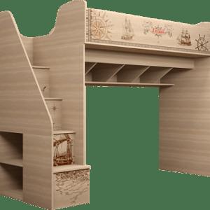 Квест 18 кровать-чердак