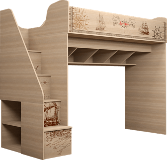 kvest18 - Квест 18 кровать-чердак