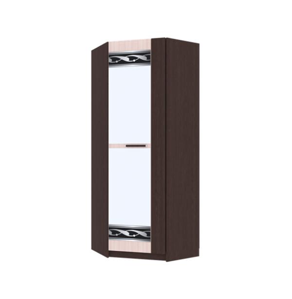 Марица угловой шкаф с зеркалом