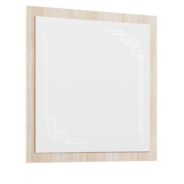 olivia mod 6 zerkalo 1 600x600 - Оливия 06 Зеркало (дуб сонома)