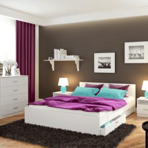 oslo3 300x300 - Осло 05 кровать 160х200 см
