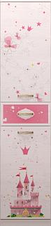 princzessa15 - Принцесса 15 шкаф-пенал