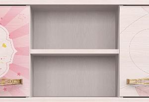 princzessa17 300x206 - Принцесса 17 шкаф навесной