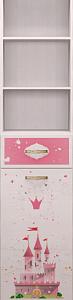 princzessa21 73x300 - Принцесса 21 шкаф стеллаж