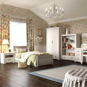 Кровать Прованс 90х200 см