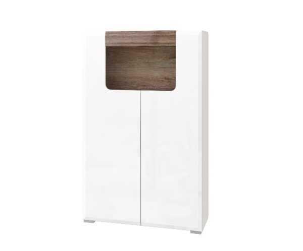 Сиэтл 02 шкаф комбинированный