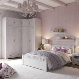 Прованс кровать 160*200 см