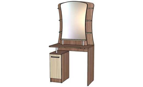 stol tual 600x367 - Туалетный столик Коста-Рика