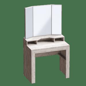 tualetnyj stolik sorento dub bonif 300x300 - Соренто столик туалетный