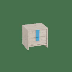 tumba 2 300x300 - Скаут - Индиго тумба прикроватная