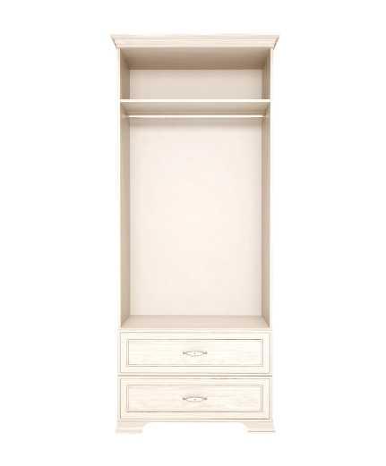 venetsiya17 2 - Венеция 17 шкаф 2-х дверный с ящиками