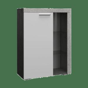 BEST 2.2 шкаф-витрина малая