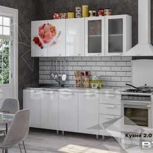 """ajskrim 300x300 - Кухня """"Айс-крим"""" 2,0 м"""