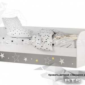 krovat detskaya 1 300x300 - Кровать детская ТРИО Звездное детство