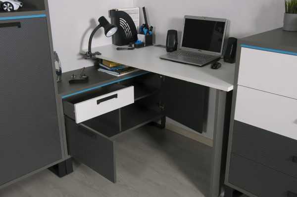 podrostkovaya modylnaya sistema carbon 10 600x399 - Угловой письменный стол Carbon С2