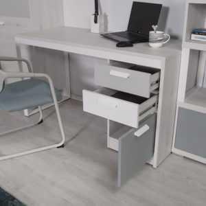 Либерти УАЙТ С1 стол письменный