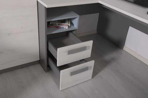 podrostkovaya modylnaya sistema rumika 4 600x399 - Угловой письменный стол Румика С2