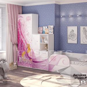 rapuncz 1 300x300 - Кровать детская ТРИО Рапунцель