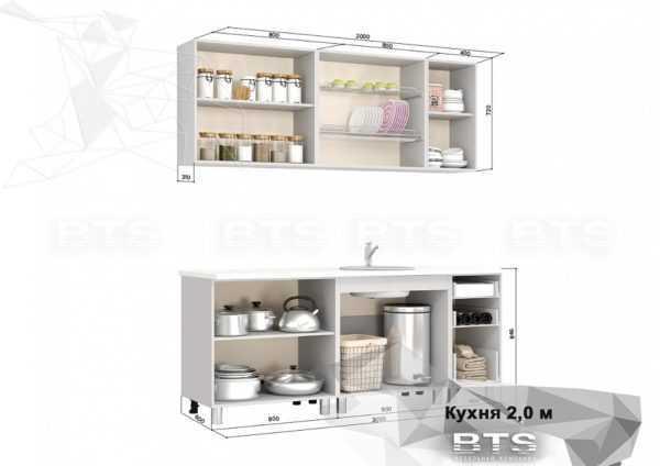 "tiffani2 600x424 - Кухня ""Тифани"" 2,0 м"