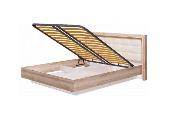 12 2 600x382 - Кровать Люмен 12 кровать 1600 с подъемным механизмом