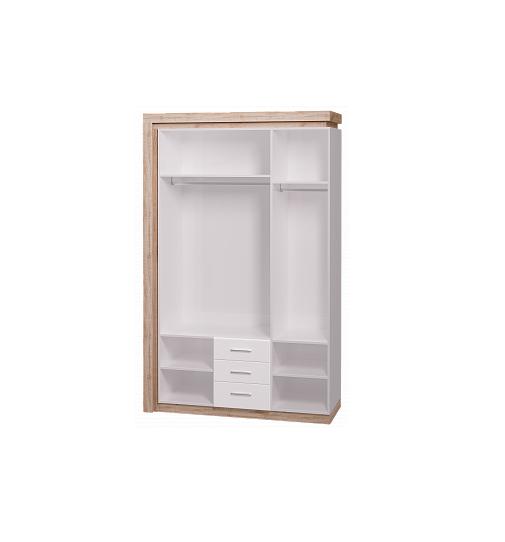 Люмен 15 шкаф трехдверный