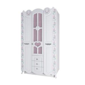 РОЗАЛИЯ 25 Шкаф 3-х дверный