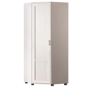 БЕЛЛА 243 Шкаф угловой  (белый/ясень белый)