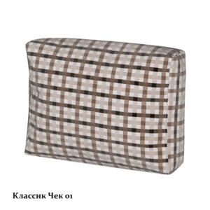 classic chek 01 300x300 - Классика чек 1 чехол подушки
