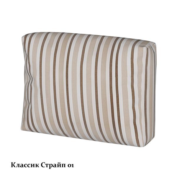 classic stripe 01 - Классика Страйп 1 чехол подушки