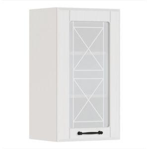 d538a9fd56c80f5506bfe85d638d8b5d 300x300 - Сканди 2.6.1 шкаф навесной однодверный (стекло) 400