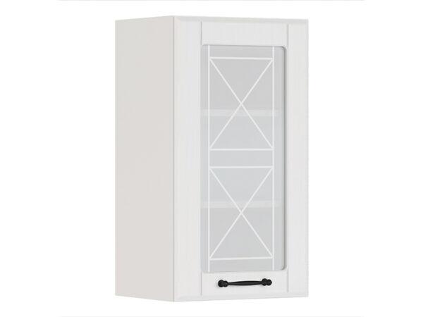 d538a9fd56c80f5506bfe85d638d8b5d 600x450 - Сканди 2.6.1 шкаф навесной однодверный (стекло) 400