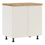 e8 1 - Эко Лайн 1.8 шкаф-стол двухдверный под мойку 800