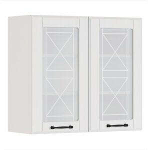 fcf7f3a1a21ea39732e0161efb60352f 300x300 - Сканди 2.8.1 шкаф навесной двухдверный (стекло) 800
