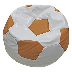 Кресло мяч 1100 экотекс оранжевый