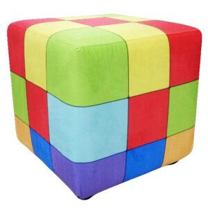 puf s printom kubik ishodnik 300x300 - Кубик Пуф
