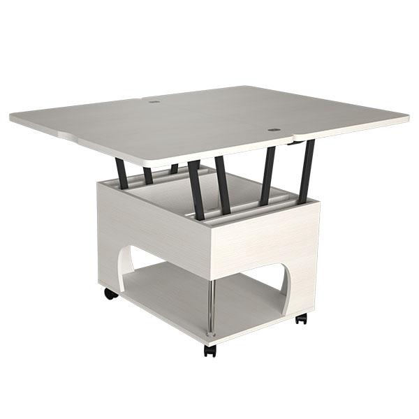 rubin1 razl - Рубин 1 стол журнальный раскладной