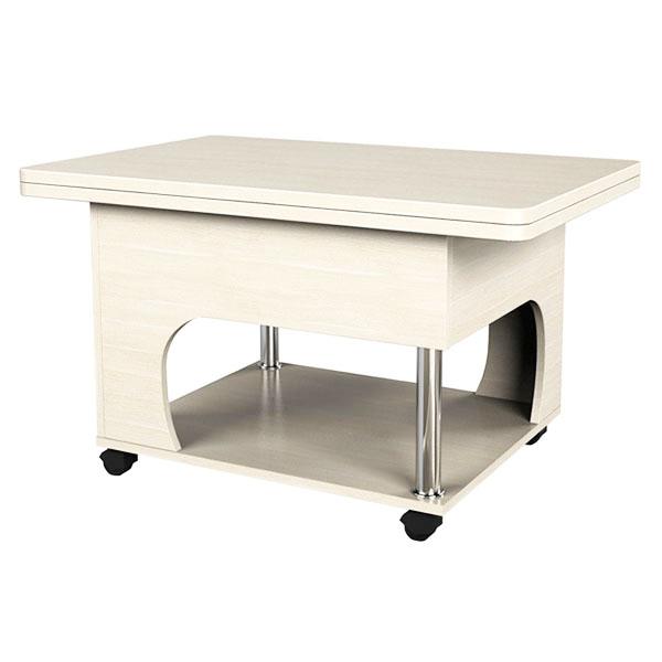 rubin1 slozh - Рубин 1 стол журнальный раскладной