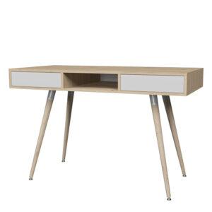 Смарт 2 стол (дуб ирландский/ белый)