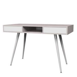 Смарт 2 стол (ясень анкор/ белый)