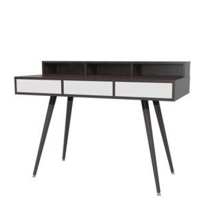 Смарт 3 стол (венге/ белый)