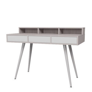 Смарт 3 стол (ясень анкор/ белый)