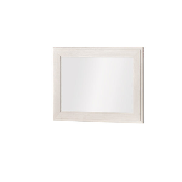 zerkalo 600x600 - БЕЛЛА 251 Зеркало (белый/ясень белый)