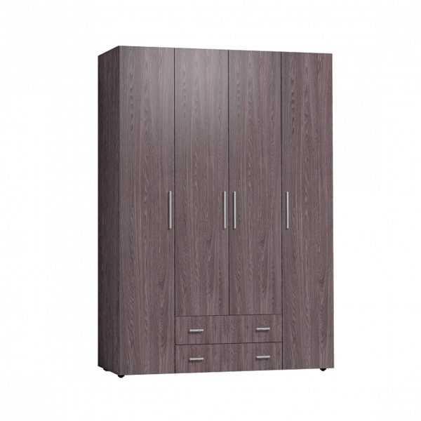 012fbdb4c773a468ced66c6c8ecfa7af 600x600 - Монако 555 Шкаф для одежды и белья четырехдверный