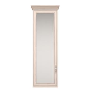 Венеция 28 шкаф навесной с зеркалом