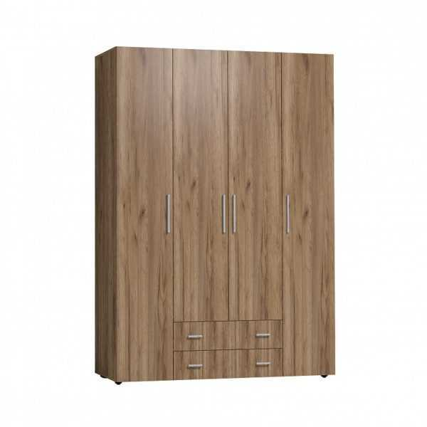 358b39a0c513f24f4f051222094b3c83 600x600 - Монако 555 Шкаф для одежды и белья четырехдверный