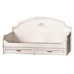 415 300x300 - Кровать ПРОВАНС 415 90х200 см (Сосна белая)