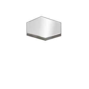 76 300x300 - ДЕЛИ 76 Зеркало (дуб эндгрейн/антрацит)