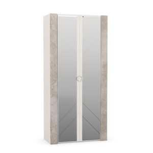 ameli shkaf dlya odezhdy 13.133 300x300 - АМЕЛИ 13.133 Шкаф для одежды (шелковый камень/бетон чикаго беж)