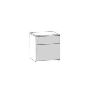 ameli tumba prikrovatnaya 13.78  shem 300x300 - АМЕЛИ 13.78 Тумба прикроватная (шелковый камень/бетон чикаго беж)