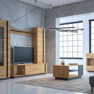 archi interer 1 300x300 - АРЧИ 10.110 Полка (дуб крафт золотой/камень темный)